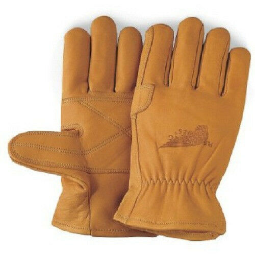 Red Wing Cowhide Work Gloves Gold 95250 Brand New Ebay