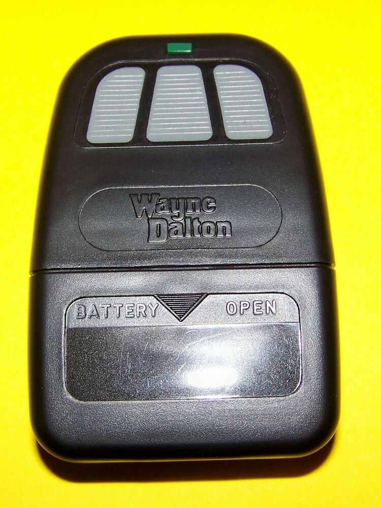 Wayne dalton garage door opener remote 309884 3910 297132 303 mhz 3 button ebay - Buy garage door opener remote ...