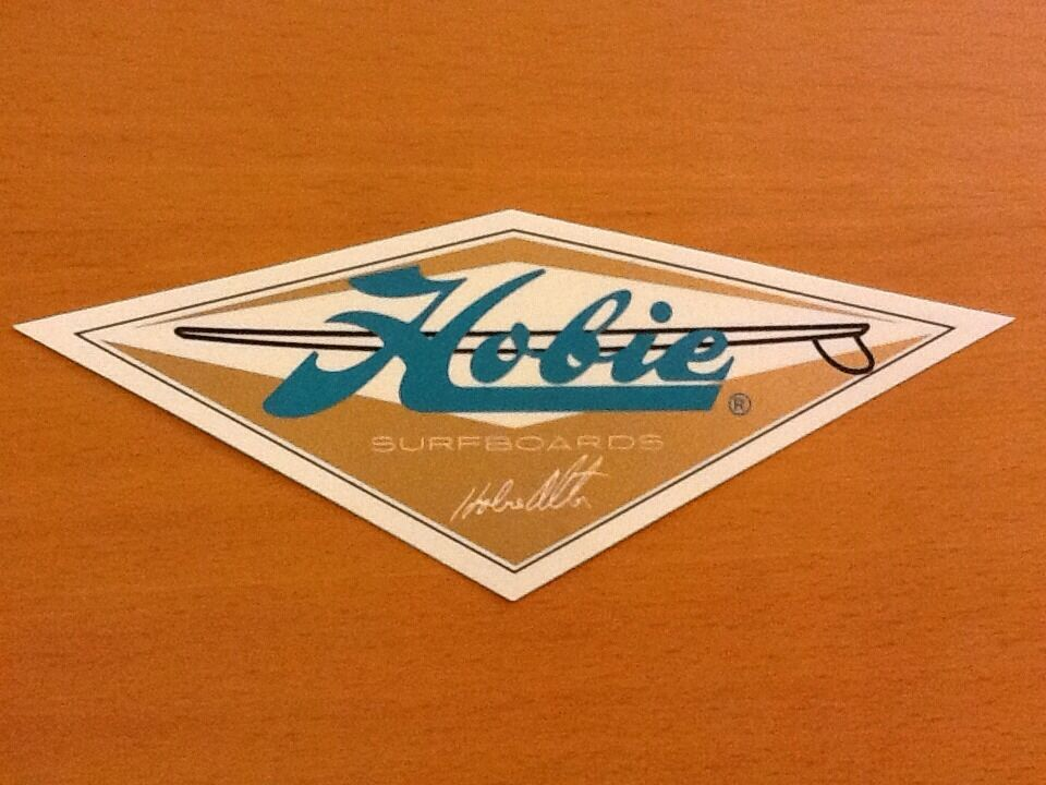 classic vintage surfboard decals