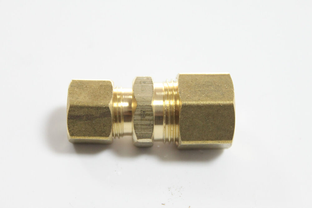 New quot od compression reducing union brass