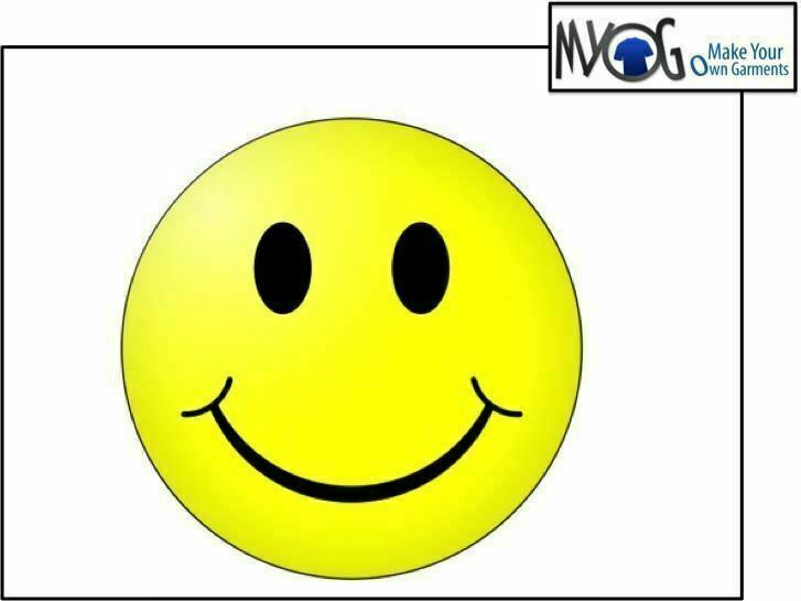 Smiley face iron on t shirt transfer acid house high for House of acid