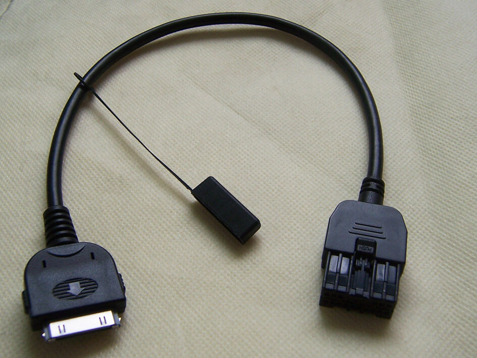Ipod Aux Cable For Nissan 2011 2013 Juke Leaf 2009 Quest