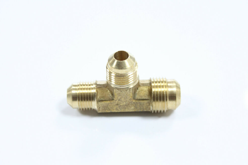 New brass fittings quot od degree