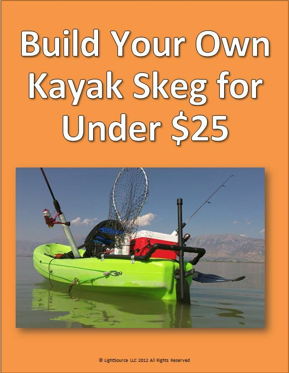 Build Your Own Kayak Skeg For Under 25 Easy To Follow