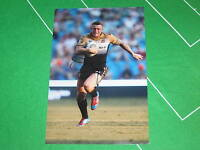 Rugby League Josh Charnley Signed Wigan Warriors 2012 Press Quality Photograph