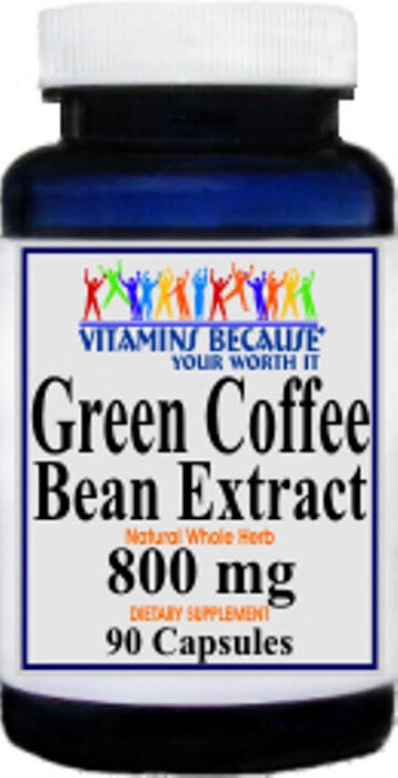 Green coffee 800 mg