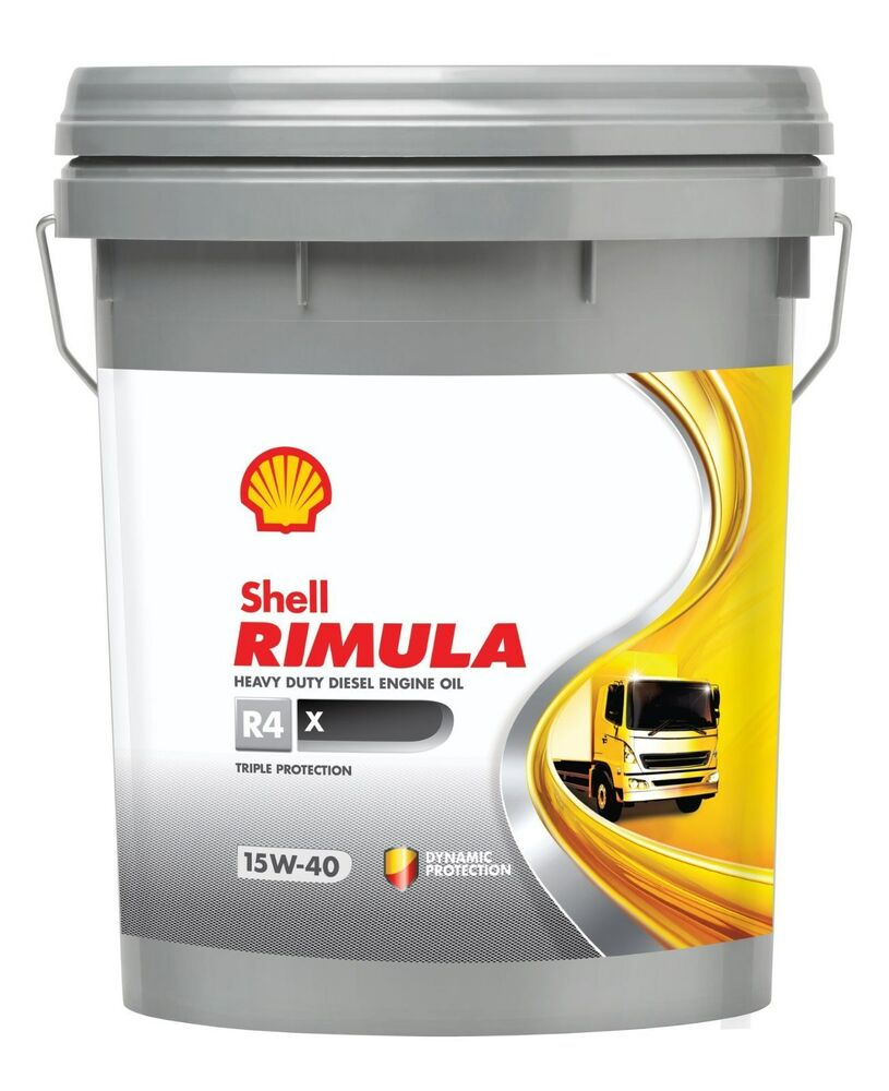 shell rimula rt4 x 15w 40 heavy duty diesel engine oil 20. Black Bedroom Furniture Sets. Home Design Ideas