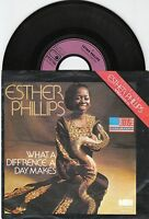 ESTHER PHILLIPS What A Diff'rence A Day Makes 45/GER