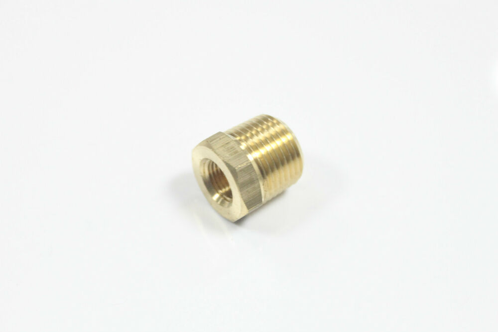 New brass pipe hex bushing reducer fittings quot male