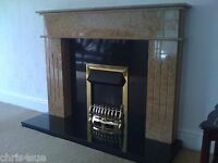 Marble Fireplace Fire Surround Fire place