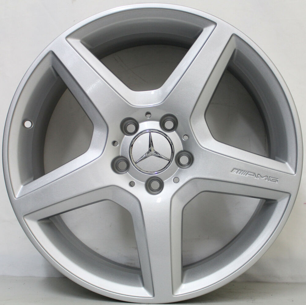 18 inch genuine mercedes benz b class amg 2011 model for Mercedes benz 18 inch rims