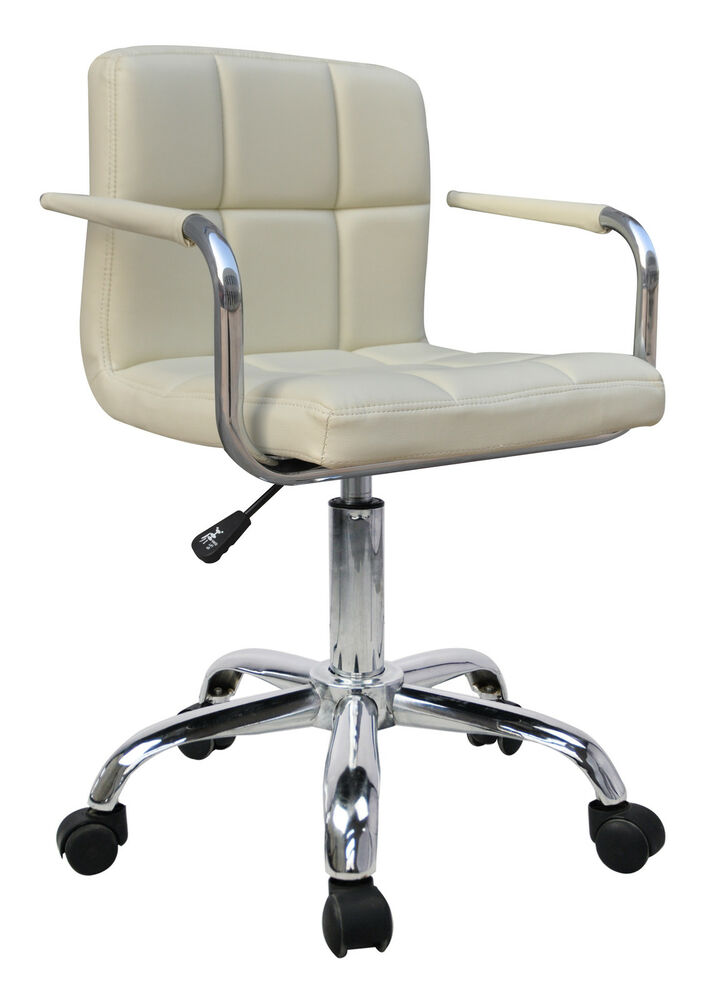 quality new design swivel pu leather office furnitue
