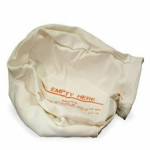 Cloth Bag For Floor Edger Sanders Durable Cloth Dust