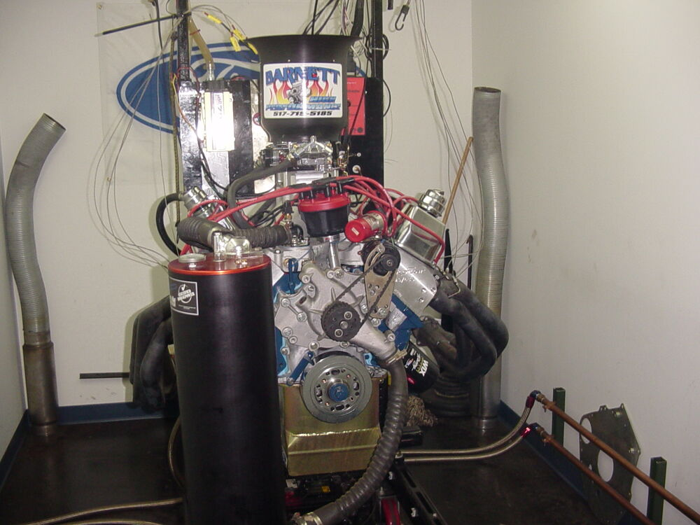 Chris Craft Engines History