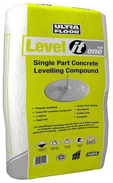 Latex1 Self Leveling Compound Ultra Level It 1 Ebay