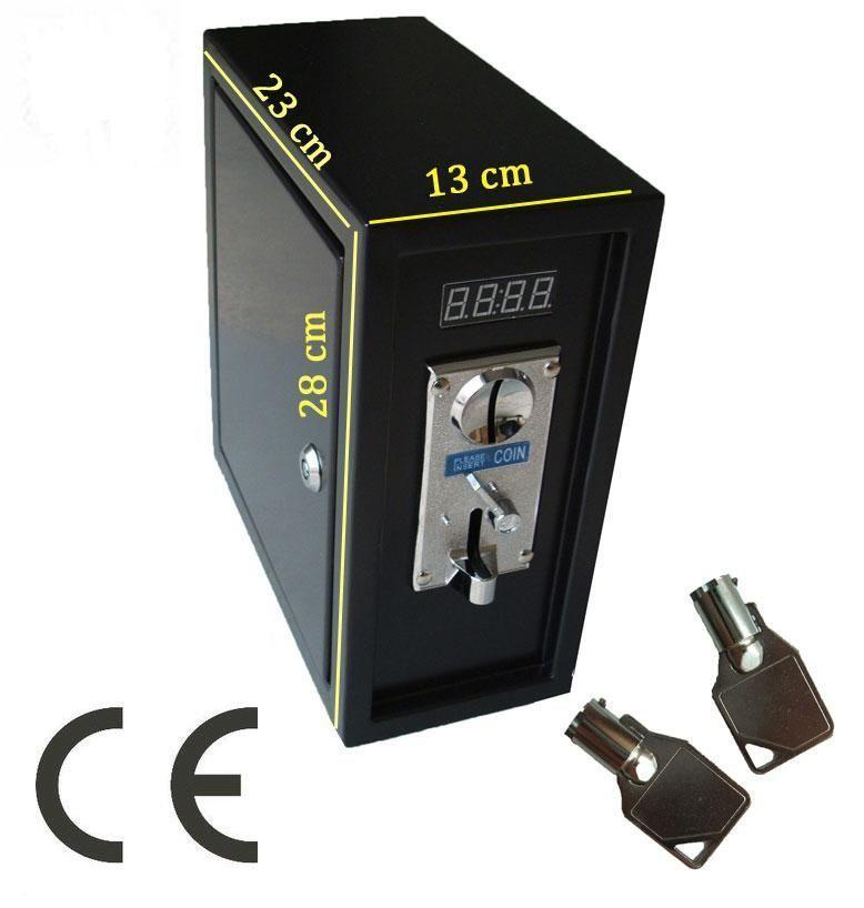 Coin Operated timer box to turn PC into Vending PC ...