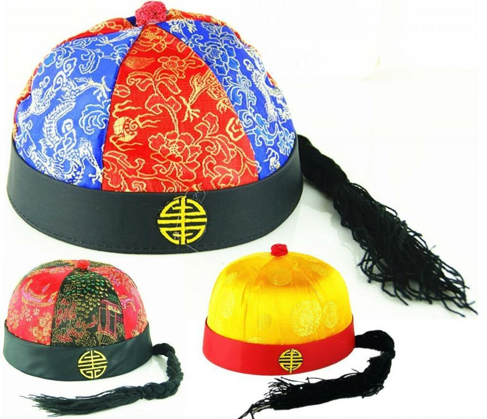 New Chinese Japanese Oriental Qing Dynasty Prince Boys