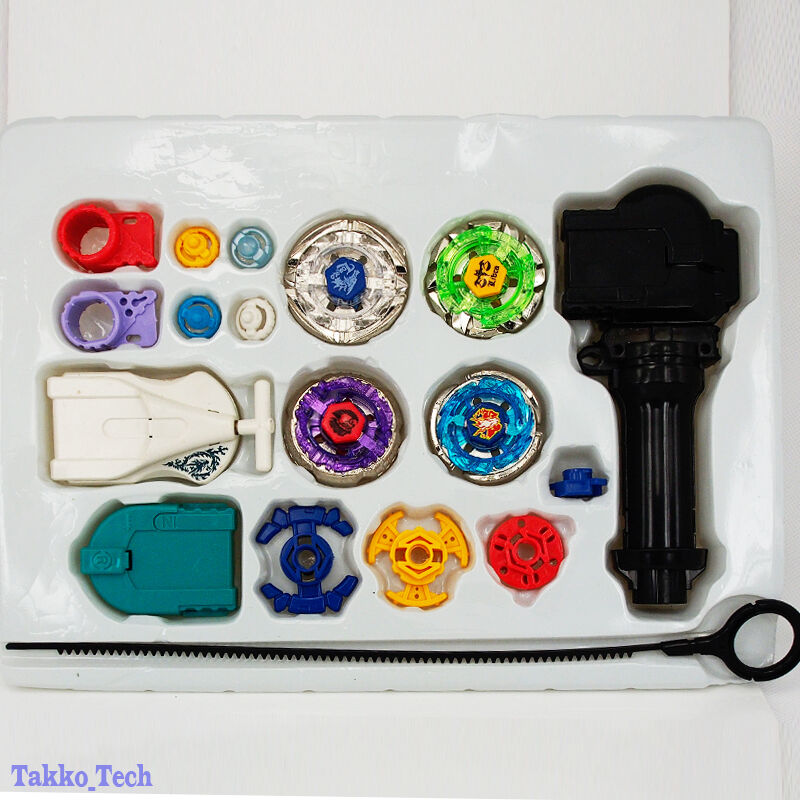 beyblade ultimate 4d top metal fusion fight masters box