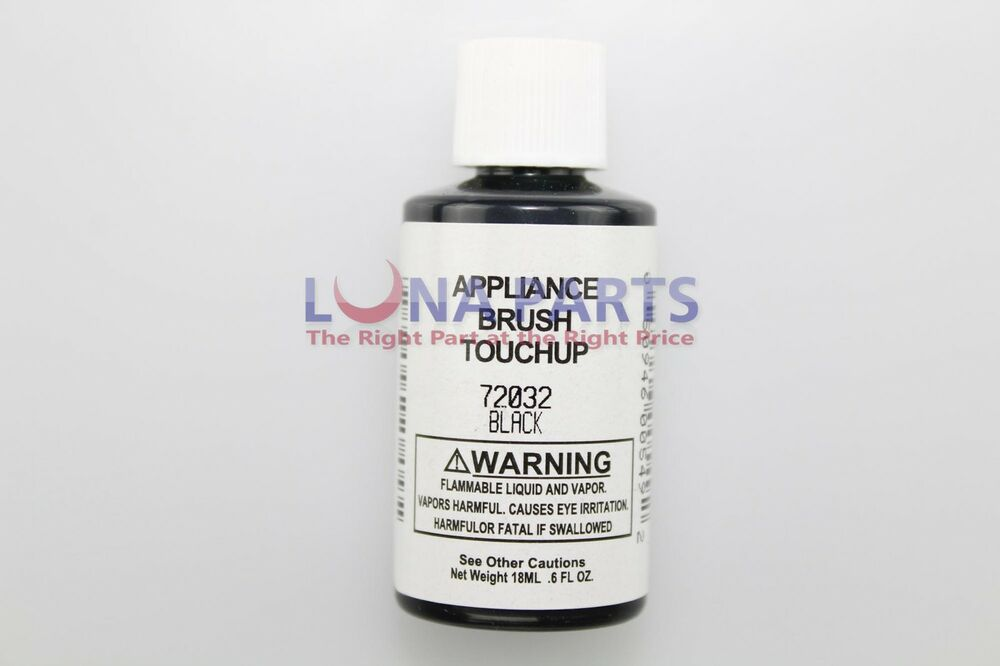 Universal Appliance Black Touch Up Paint 72032 Ebay