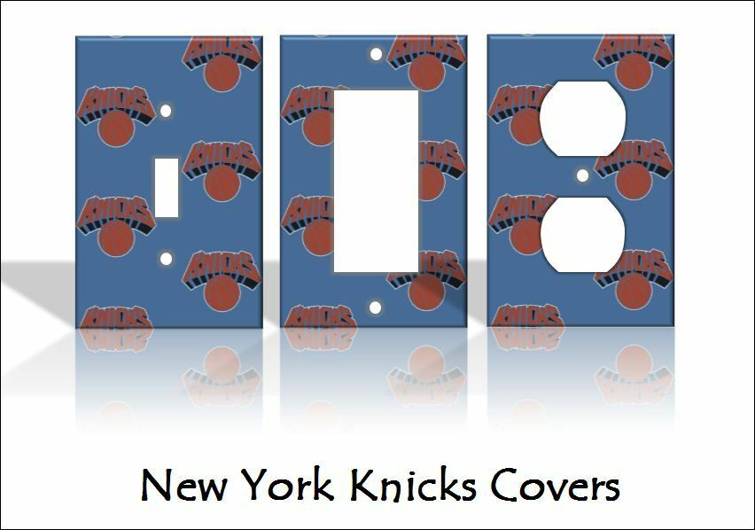 home decorators outlet chicago new york knicks light switch covers basketball nba home 11505