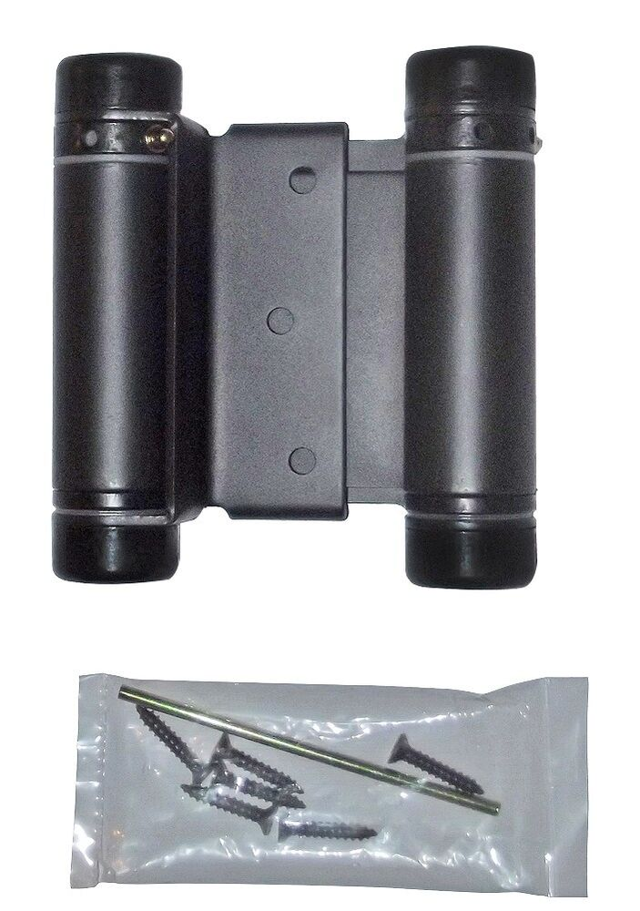 3 Quot Oil Rubbed Bronze Double Acting Spring Hinge Cafe