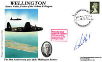 Wellington Signed A Maitland DFC and Bar RAF Lossiemouth Wellingtons 1942