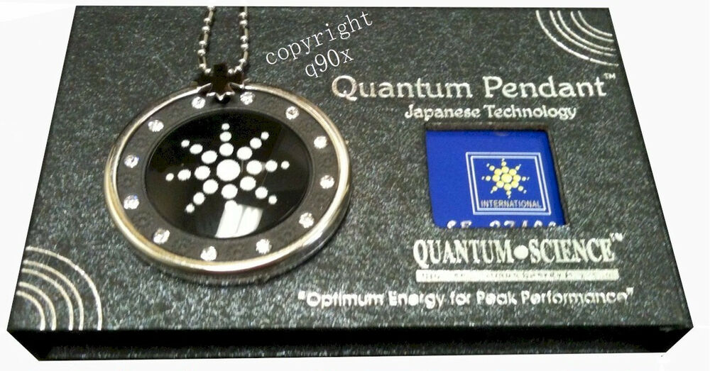 new scalar energy pendant quantum science japanese
