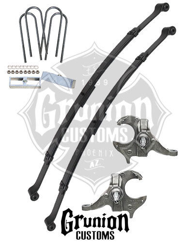 4 Lowering Kit 93108