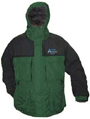 Arctic armor plus floating extreme ice fishing for Ice fishing jacket