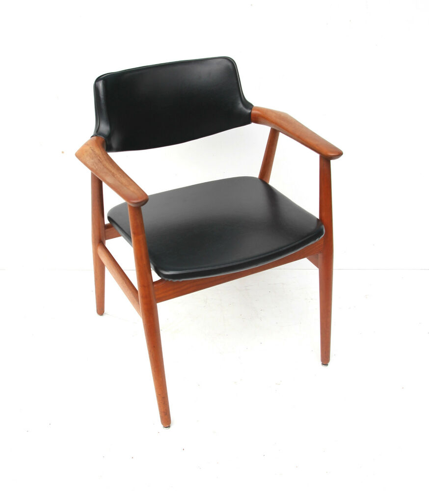 erik kirkegaard glostrup teak stuhl armchair danish design midcentury 60er ebay. Black Bedroom Furniture Sets. Home Design Ideas