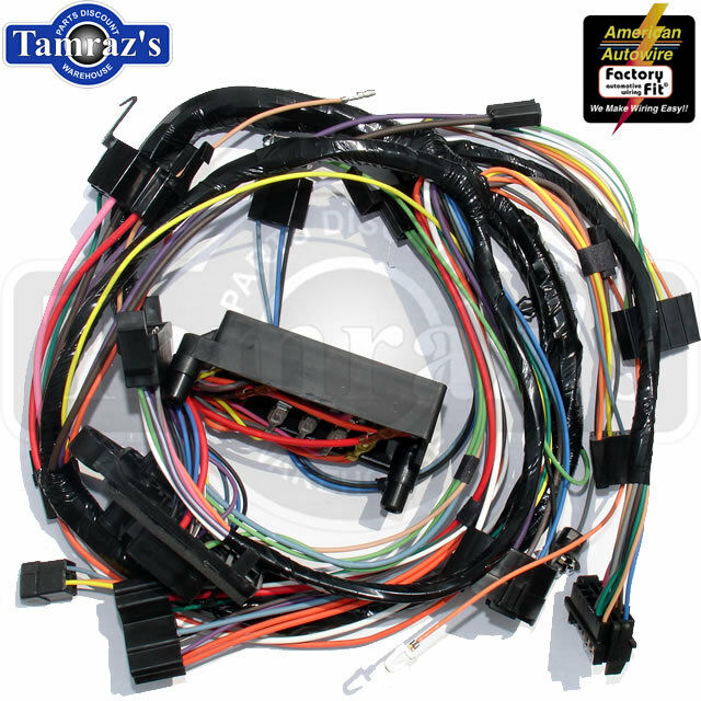 67 camaro dash wiring harness - a/t console warning lights | ebay 67 camaro wiring harness 67 camaro wire harness