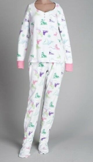 Shop for two piece footed pajamas online at Target. Free shipping on purchases over $35 and save 5% every day with your Target REDcard.
