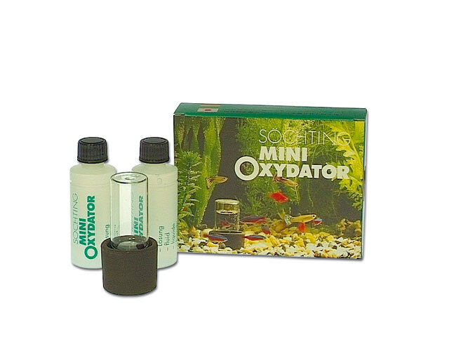 s chting oxydator mini komplett f r aquarien bis 60 liter ebay. Black Bedroom Furniture Sets. Home Design Ideas