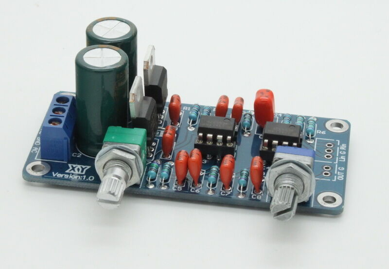 Project 61 Breadboarded High Pass Filter