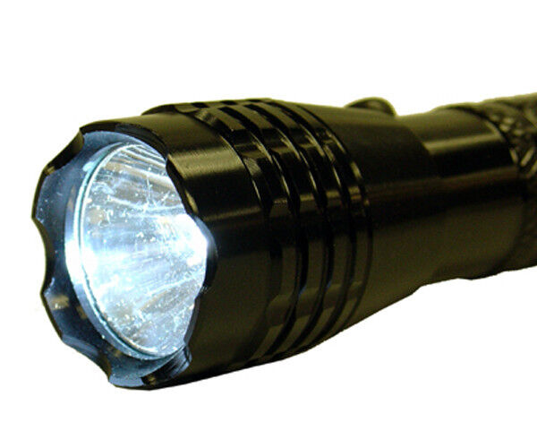 defender 3 watts led flashlight 100 lumens ebay. Black Bedroom Furniture Sets. Home Design Ideas