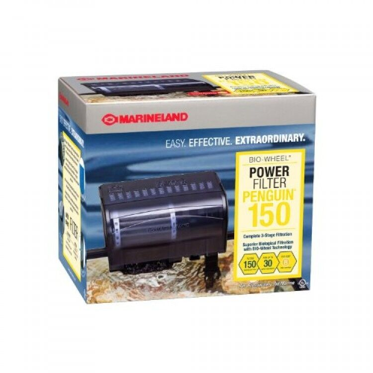 marineland penguin power aquarium filter 20 to 30 gallon