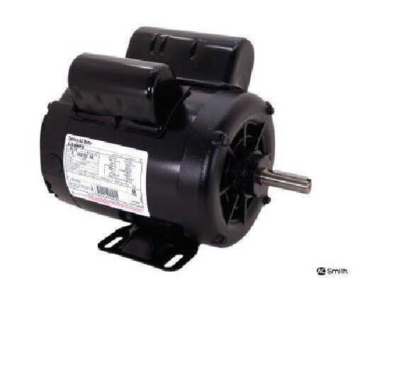 5 Hp 3450 Rpm Air Compressor Electric Motor 208 230 Volts