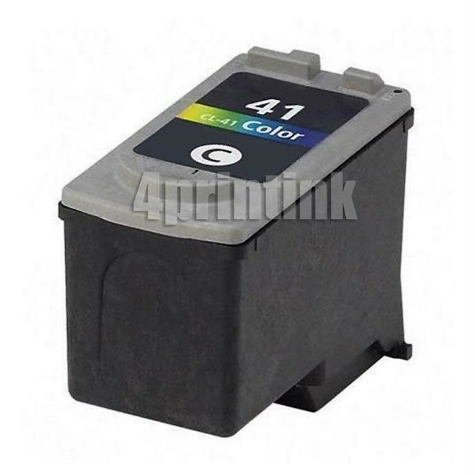 1pk cl41 cl 41 color ink fits canon pixma mx300 pixma mx310 show ink level ebay. Black Bedroom Furniture Sets. Home Design Ideas