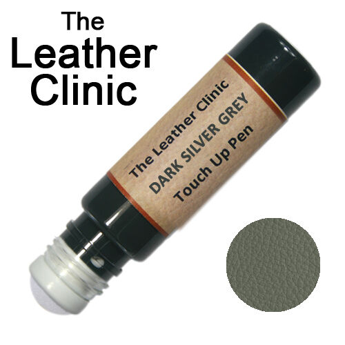bmw dark silver grey leather touch up scratch repair pen ebay. Black Bedroom Furniture Sets. Home Design Ideas