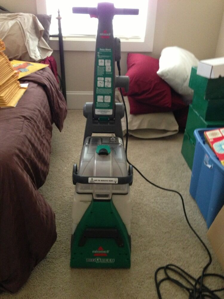 Bissell Big Green Commercial Deep Cleaning Machine Model
