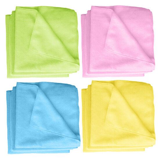 Zip Soft Microfiber Towel: Microfiber Cleaning Towel 15 034 X15 034 Polishing Cloth