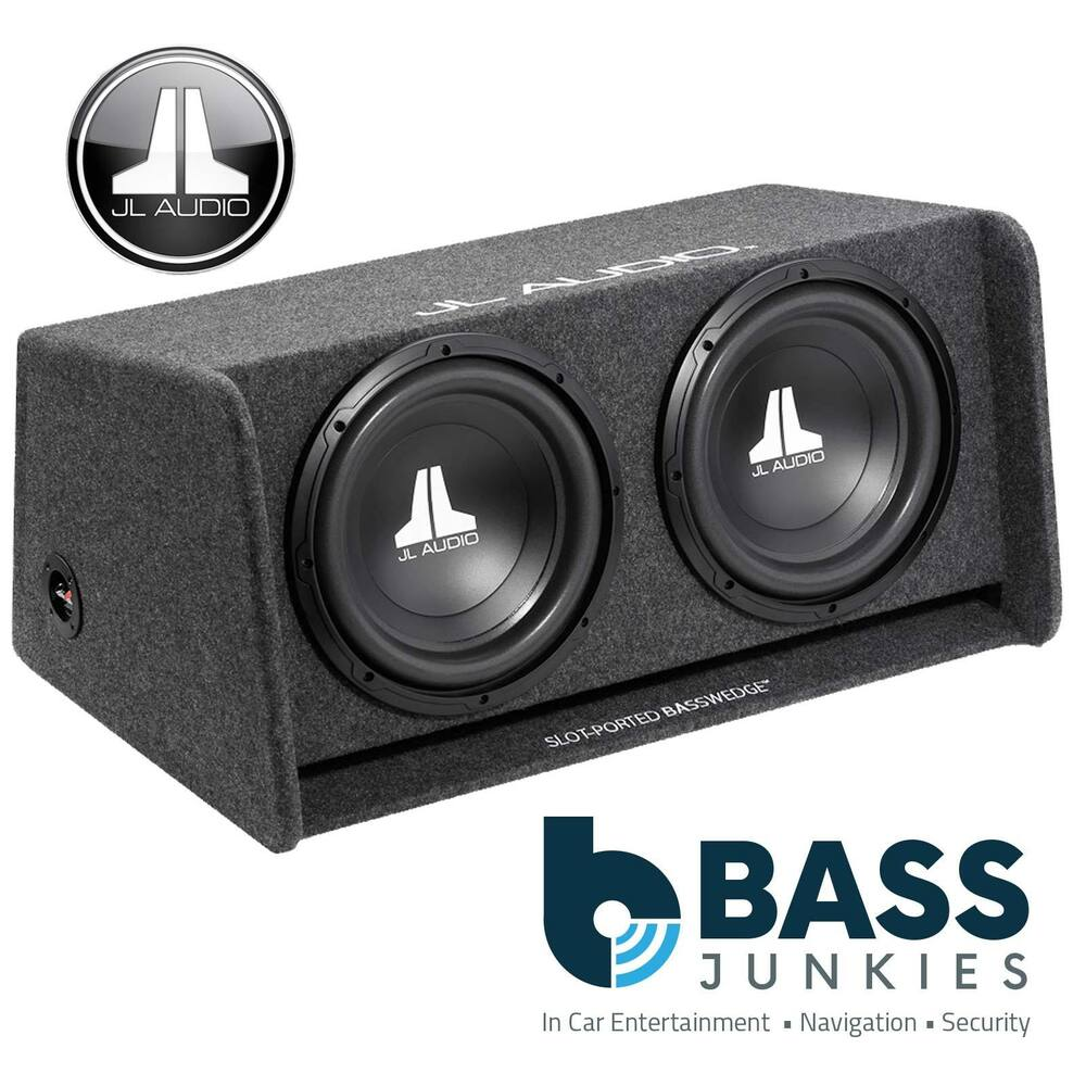 Jl Audio Jl Cp212 W0v3 Basswedge 12 Quot 600w Double Ported