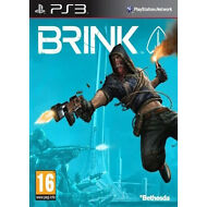 Brink PS3 Action Game Sony Playstation 3 Brand New & Original