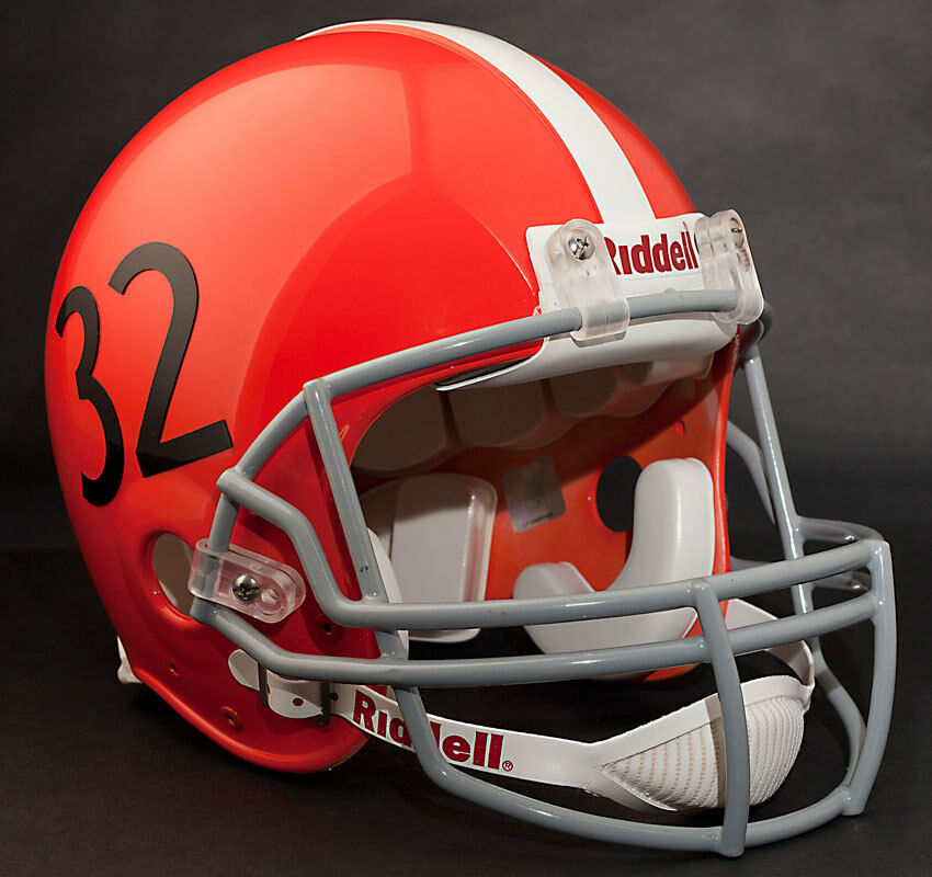 cleveland browns 19521960 riddell authentic throwback