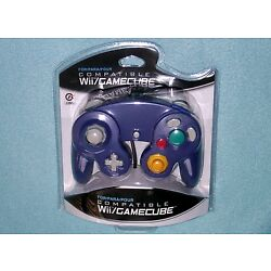 Kyпить Brand New Controller for Nintendo GameCube or Wii -- INDIGO на еВаy.соm