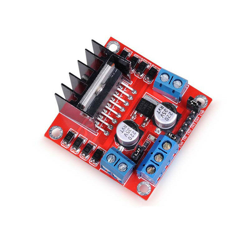 5pcs L298n Stepper Motor Driver Module Dual H Bridge