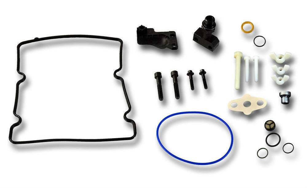 NEW OEM Ford 6.0L STC HPOP Fitting Update O-Ring Repair ...