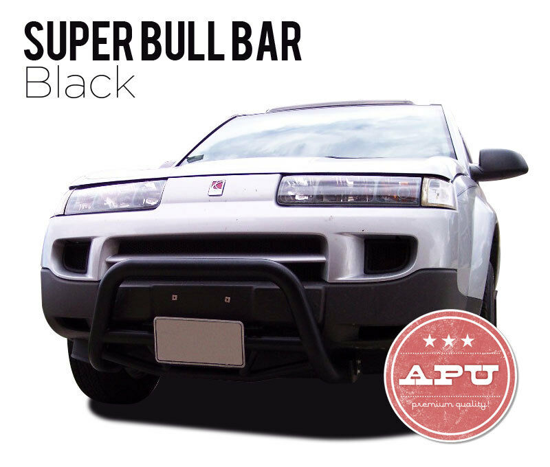 02 06 Honda Cr V Super Black Bull Bar Brush Bumper Guard W