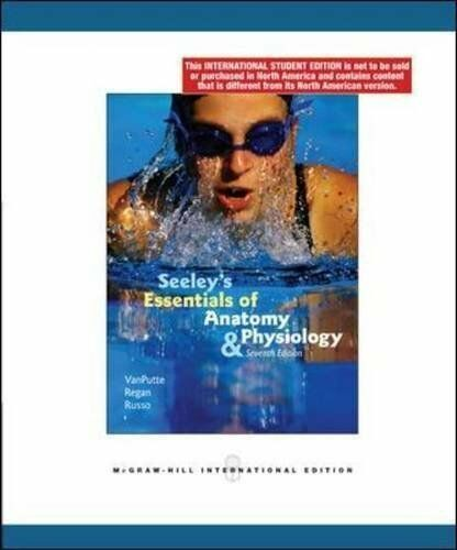 Seeley\'s Essentials of Anatomy & Physiology [Paperback] 7th edition ...