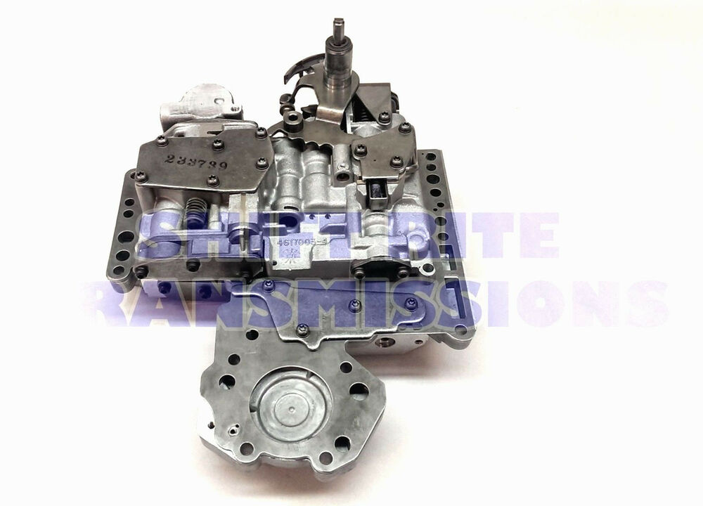 46re dodge transmission valve body remanufactured 1996. Black Bedroom Furniture Sets. Home Design Ideas